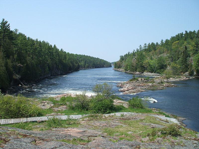 Ontario eyalet parkları