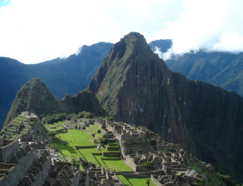 Machu Picchu – İnkalar'ın Kayıp Şehri