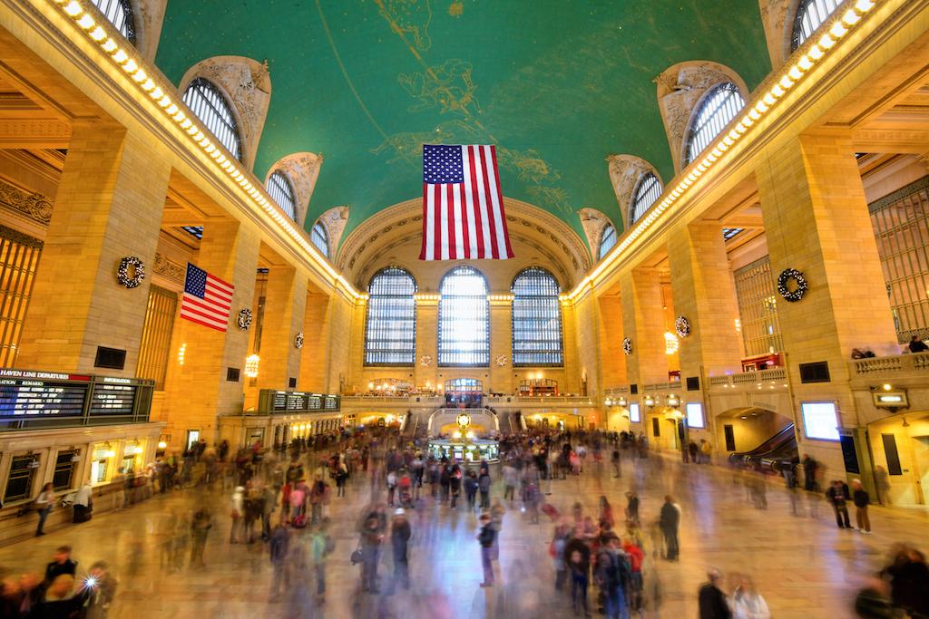 Grand Central Terminal(Büyük Merkez Terminali)