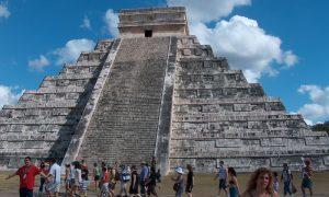 Maya Piramitleri; Chichén Itzá