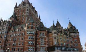 Kuzey Amerika'nın Surlarla Çevrilmiş Tek Şehri Quebec City