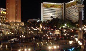 Gece Uyumayan Şehir; Las Vegas