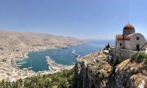 Kalimnos (Kalymnos) – Kaya Tırmanışı Adası