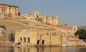 Pembe Şehir Jaipur (Caypur)