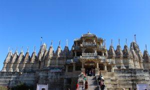 Ranakpur ve Jain Tapınağı