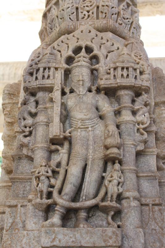 Ranakpur Jain Tapınağı