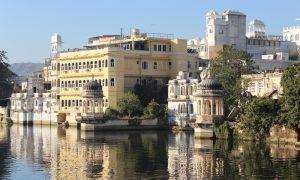 Hindistan'ın En Romantik Şehri: Udaipur