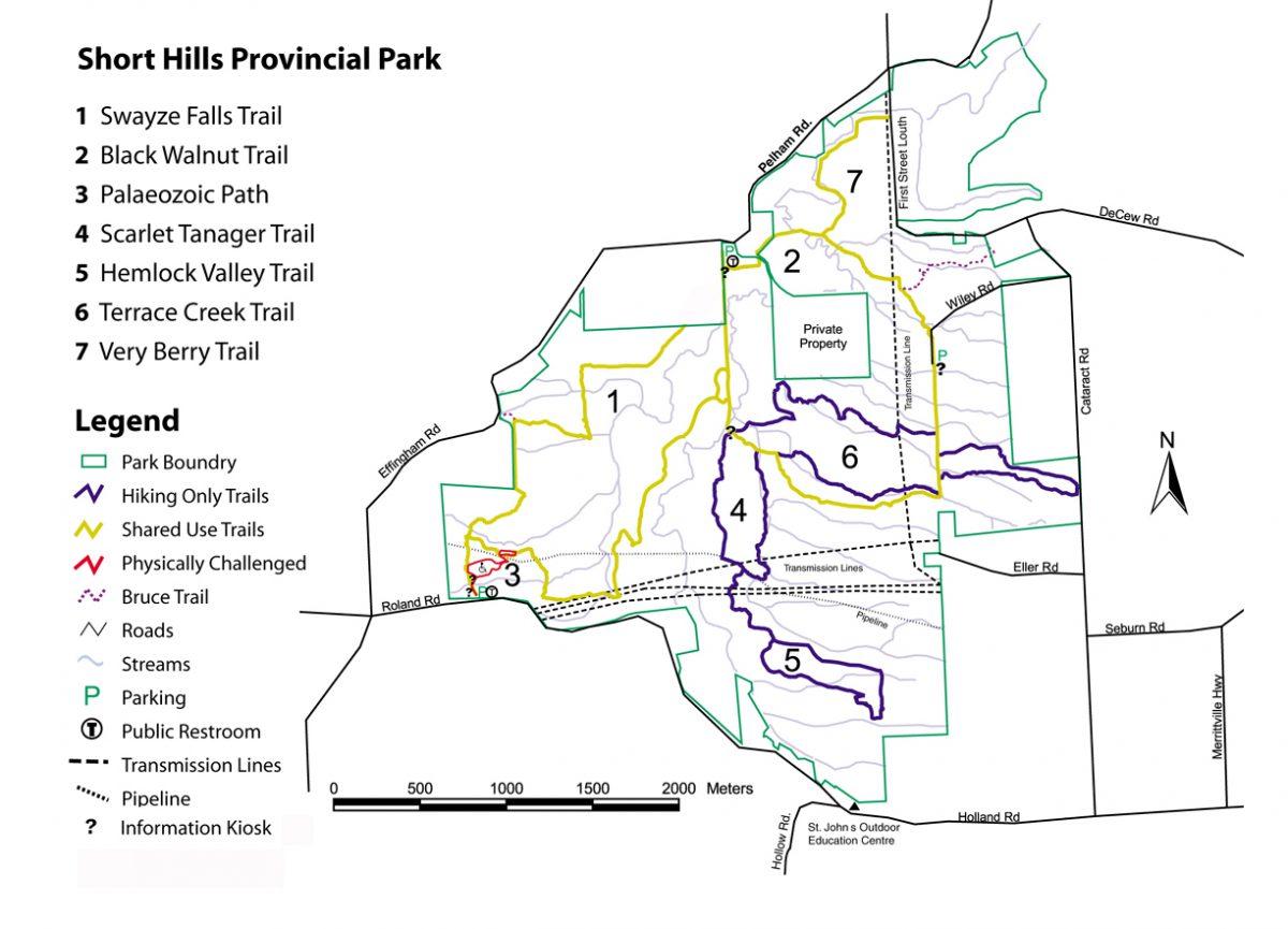 Short Hills Provincial Park