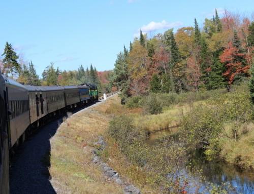 Adirondacks & Manzara Treni