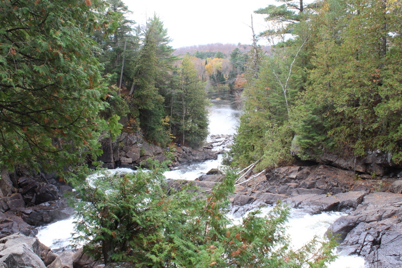 Oxtongue River-Ragged Falls