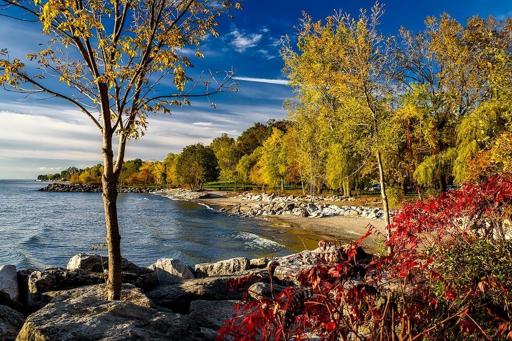 Ontario Eyalet Parkları - Darlington Eyalet Parkı