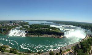 Niagara – Şelaleler & Bağ Rotası