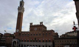 Toskana Güneşi Altında Siena