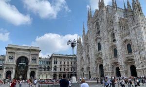 Modanın Başkenti Milano