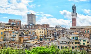 Siena – Toskana Güneşi Altında