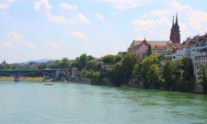 İlaç ve Kimya Endüstrisinin Kalbi; Basel