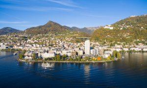 Montreux (Montrö) & Alp Dağları