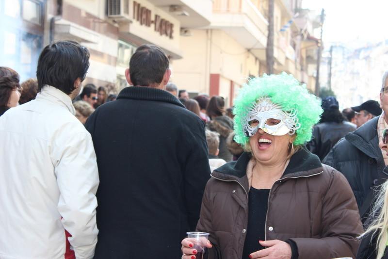 Naoussa karnavalı
