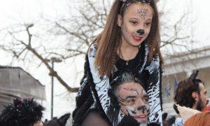 İskeçe Karnavalında Bir Gezgin