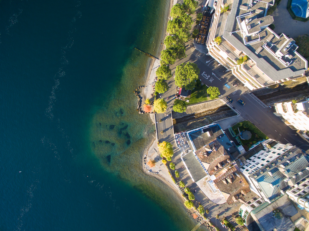 Montrö - Montreux