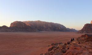 Büyüleyici Bir Çöl Wadi Rum