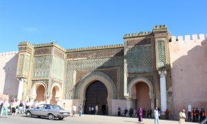 Eski Bir İmparatorluk Başkenti Meknes