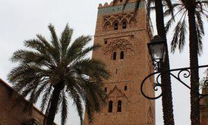 Kızıl Şehir Marakeş ve Fenalıklar Meydanı