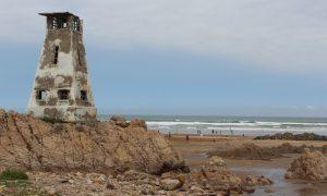 Okyanus Kokusunda Bir Fim Seti; Kazablanka