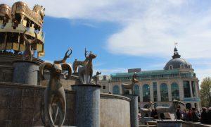 Kutaisi – Bagrati Krallığı'nın merkezi