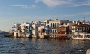 Parti ve Eğlencenin Bitmediği Mikonos Adası (Mykonos)