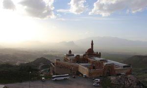 Ağrı'da Doğubeyazıt ve İshak Paşa Sarayı
