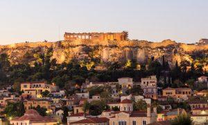 Atina – Antik Yunanistan'ın lider kenti