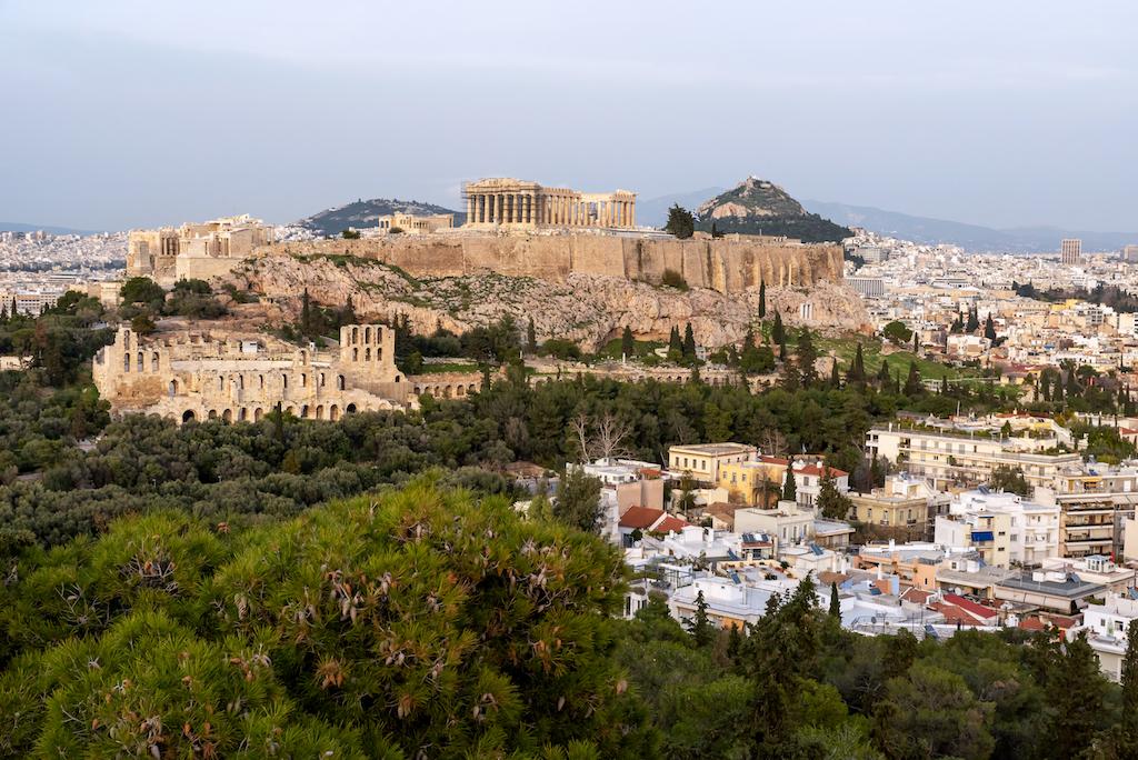 Atina Akropol
