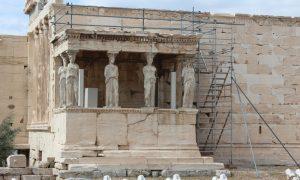 Tarihin ve Ruhunla Çok Etkileyicisin Atina