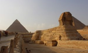 Binlerce yıllık tarihin büyüsündeki Kahire