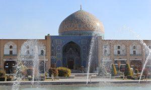 Yüzümü doğuya döndüm – İsfahan