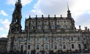 Küllerinden Doğan Şehir Dresden