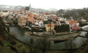 Orta Çağ'ın En Gizemli Kenti Český Krumlov