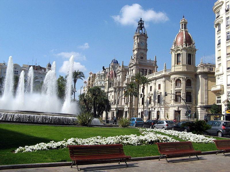 Valensiya - Valencia