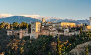 Granada – Endülüs Emevileri'nin İzinde