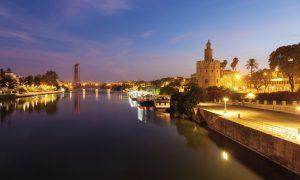 Sevilla – Endülüs'te Raks, Zil, Şal, Gül