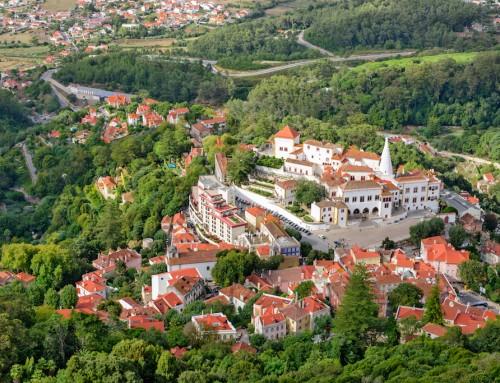 Sintra – Masallardan Çıkmış Bir Kasaba