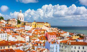 Lizbon – Yedi Tepe Üzerinde