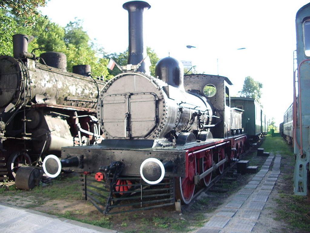 Rusçuk National Museum of Transport | Küçük Dünya - Gezi Rehberi
