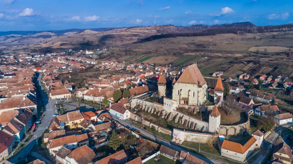 Biertan Kilisesi - Transilvanya