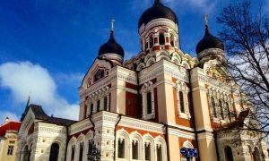 Bir Orta Çağ Diyarı Tallinn