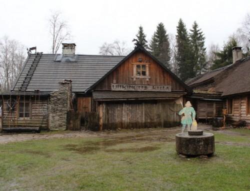 Viiking Küla – Bir Viking Köyü