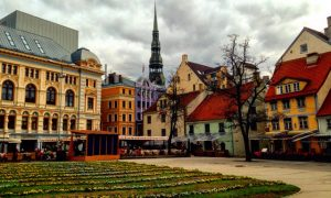Art Nouveau Başkenti Riga