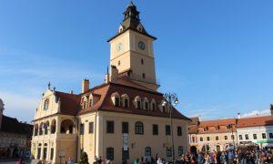 Transilvanya'da Bir Orta Çağ Şehri Braşov