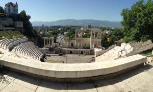 Bir Avrupa Kültür Başkenti Filibe (Plovdiv)
